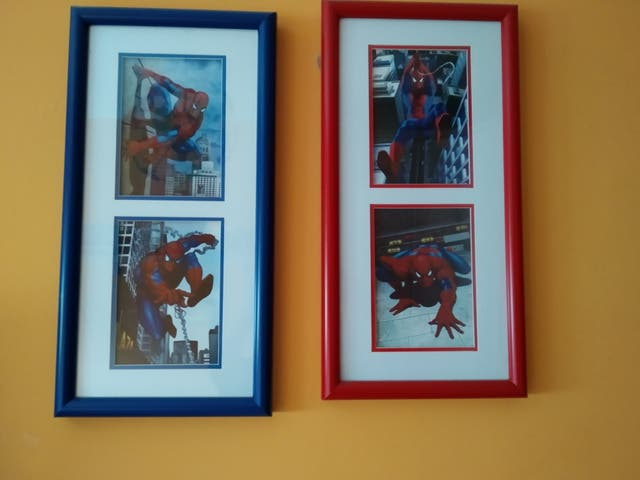 cuadros de Spiderman