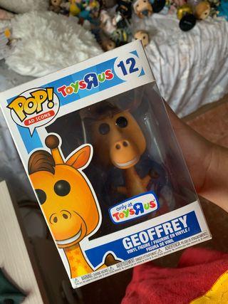 FUNKO POP GEOFFREY