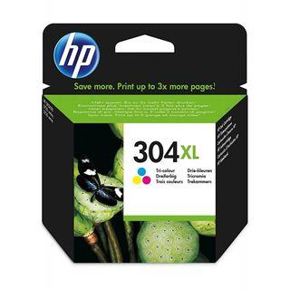 HP 304XL COLOR ORIGINAL CARTUCHO TINTA HPN9K07AE