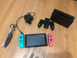NINTENDO SWITCH VULNERABLE