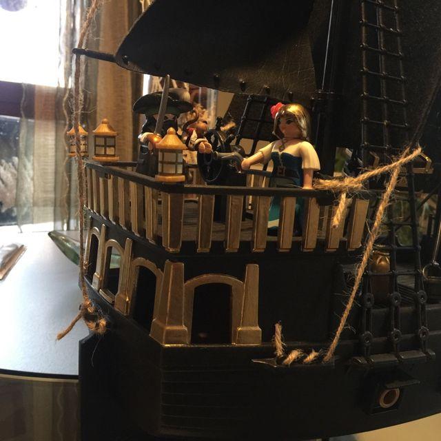 Barco pirata la perla negra playmobil