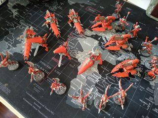 Pack ELDAR warhammer 40k