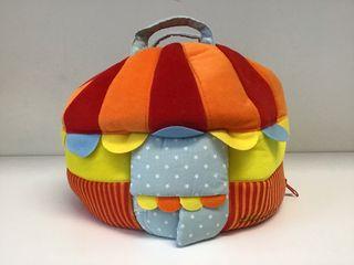 Maleteta-carpa de circ infantil