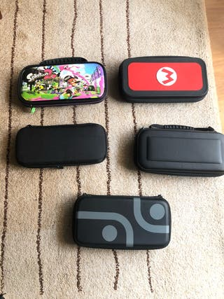 FUNDAS NINTENDO SWITCH