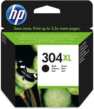 HP 304XL NEGRO ORIGINAL CARTUCHO TINTA HPN9K08A