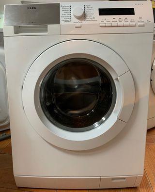 Lavadora AEG 8kg. A+++. GARANTÍA + TRANSPORTE