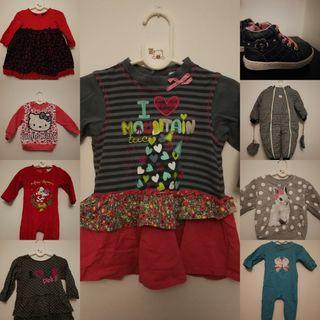 ropa de bebé de 6 a 12 meses