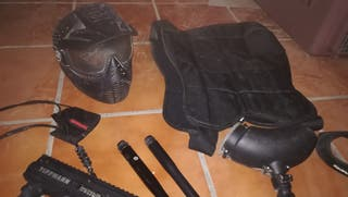 equipamiento completo