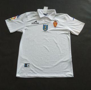 camiseta real Zaragoza conmemorativa recopa nueva