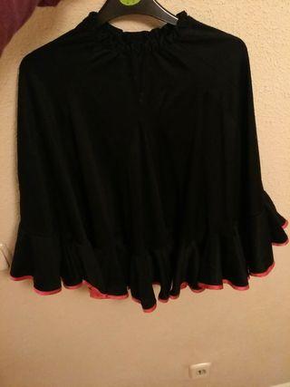 falda flamenca infantil