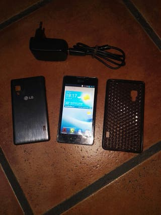Movil LG E460 Optimus L5