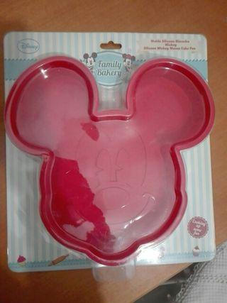 Molde NUEVO bizocho Mickey