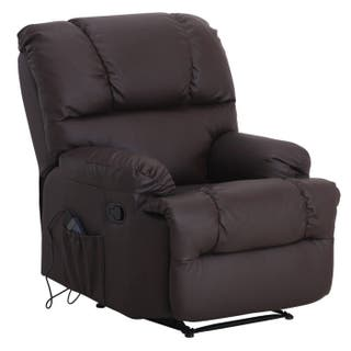Sillón de masaje reclinable, butaca tipo conforama