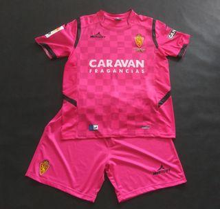 camiseta portero 2015 real Zaragoza talla l kit