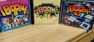 Cds Originales Boom.