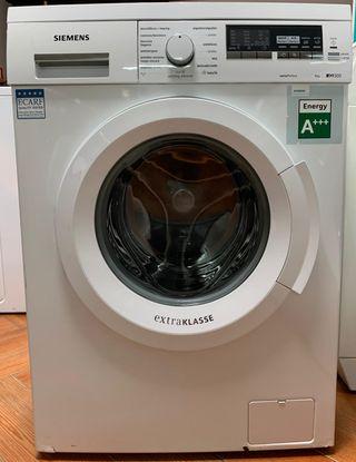 Lavadora SIEMENS 8 KG 1400 RPMA. A+++. GARANTIA.