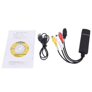 Easycap Cable Video Audio tarjeta K Y Usb 2.0 VHS