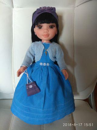 vestido Nancy comunión