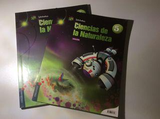 Libro ciencias naturales 5ºprimaria EDELVIVES SPX