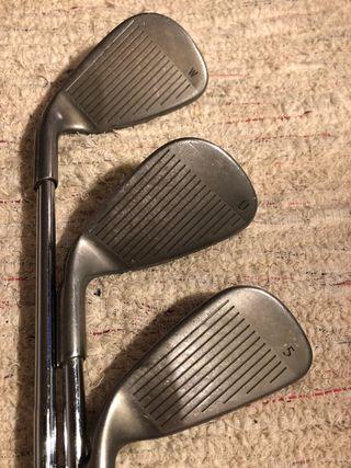 Ping hierros Palos de golf, PING g25