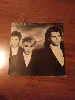 Vinilo de Duran Duran - Notorious