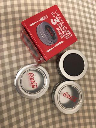 Especiero Coca Cola