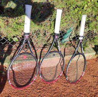 raqueta tenis wilson Pro Staff 5.0 stretch hyper