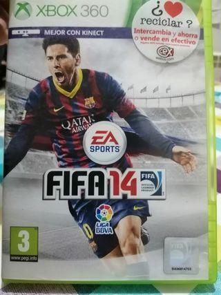 FIFA 2014 XBOX 360