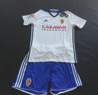 camiseta real Zaragoza oficial 2018 nueva adidas