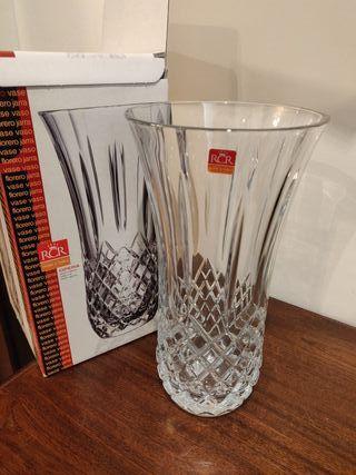 Jarròn de Cristal / Cristal Vase , Bohemia