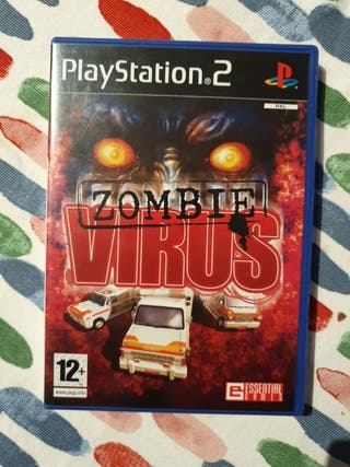 Zombie virus PS2 PAL ESP