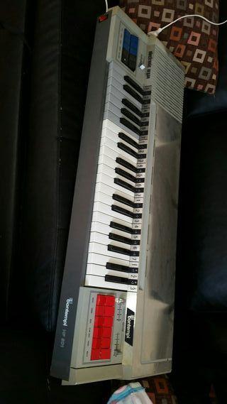 piano órgano antiguo