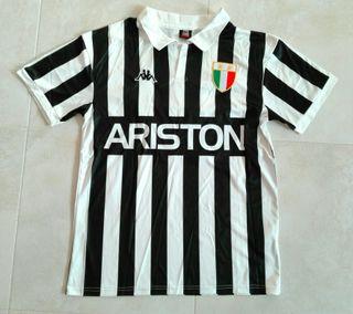 Camiseta Juventus Campeón Europa 84/85