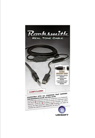 Real tone cable Rocksmith