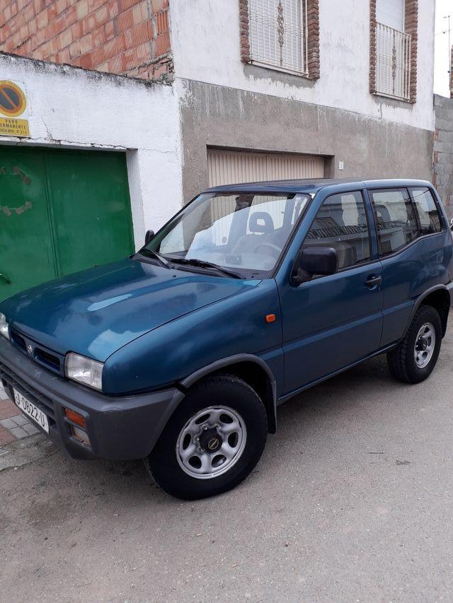 Nissan Terrano Ii 1993 De Segunda Mano Por 4 000  U20ac En Ja U00e9n