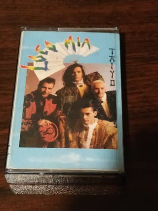 Cassette Loco Mía Taiyo casete cinta