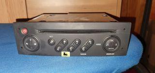 Radio coche Renault
