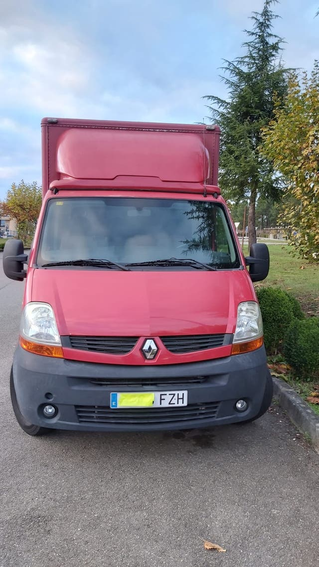 Renault Master 2008