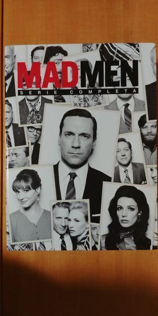 Serie Mad Men completa en Blu-ray