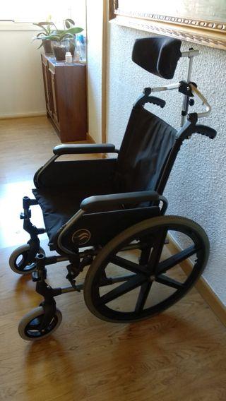 Sillas de ruedas plegables de segunda mano en Zaragoza en