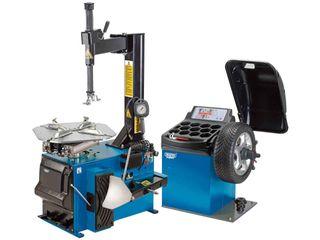 desmontadora neumaticos ruedas taller 220v