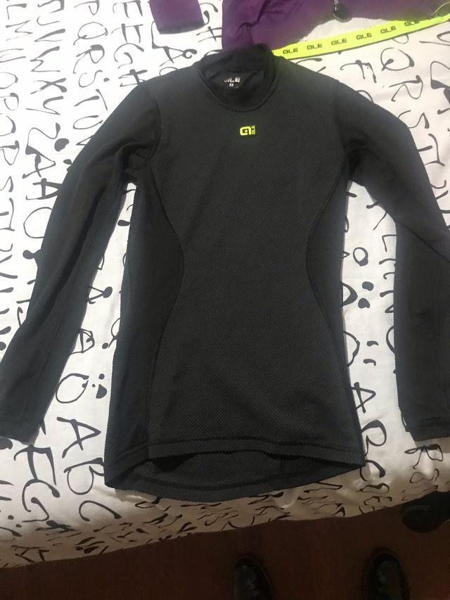 Mallot, culot y camisa interior. Ale, P2R,talla XS