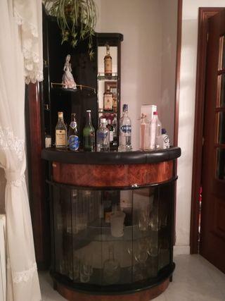 Fantástico Mueble-bar 70's vintage