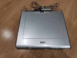 tableta gráfica Wacom cte-640 silver USB A5