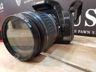 CAMARA CANON EOS 400D