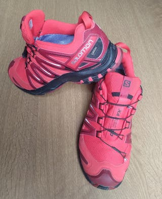 salomon zapatillas trail zaragoza