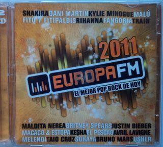 CD Europa FM 2011