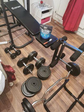 weight lifting bundle