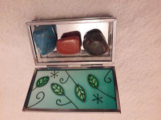 Preciosos joyeros de cristal y porcelana