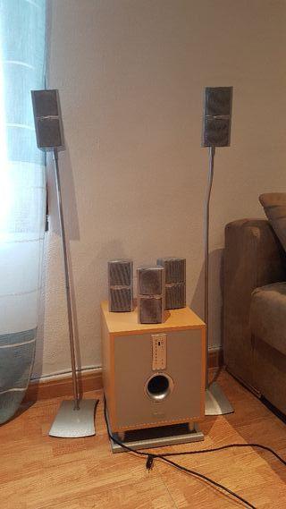 Sistema de sonido Home Cinema 5.1